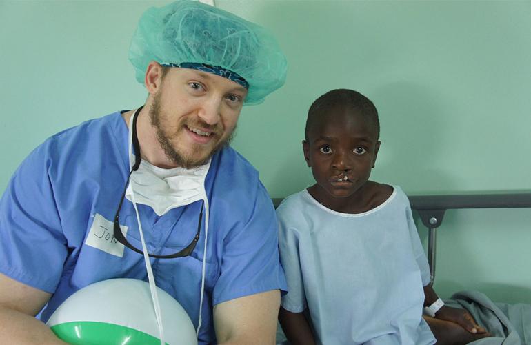Reliant Caregivers Visit Africa on Medical Mission