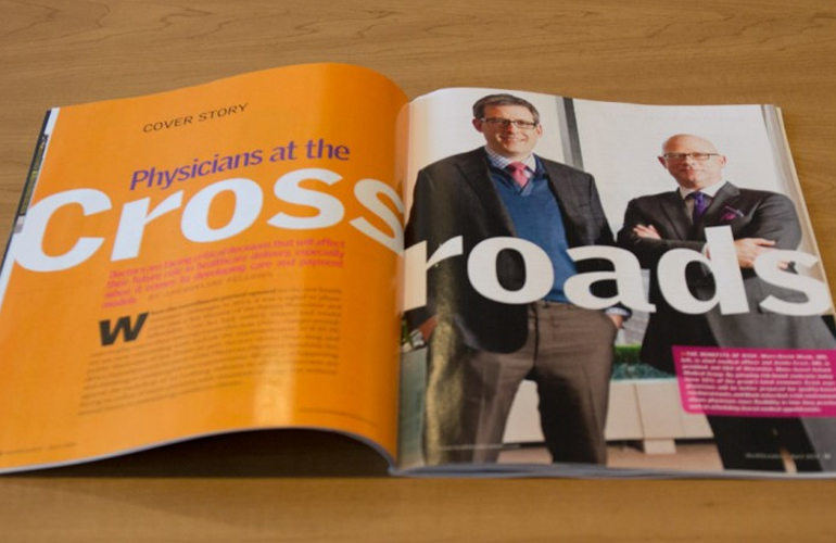 Reliant's Executive Team Featured in Health Leaders Magazine