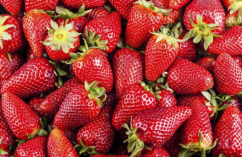 Strawberries are Here!