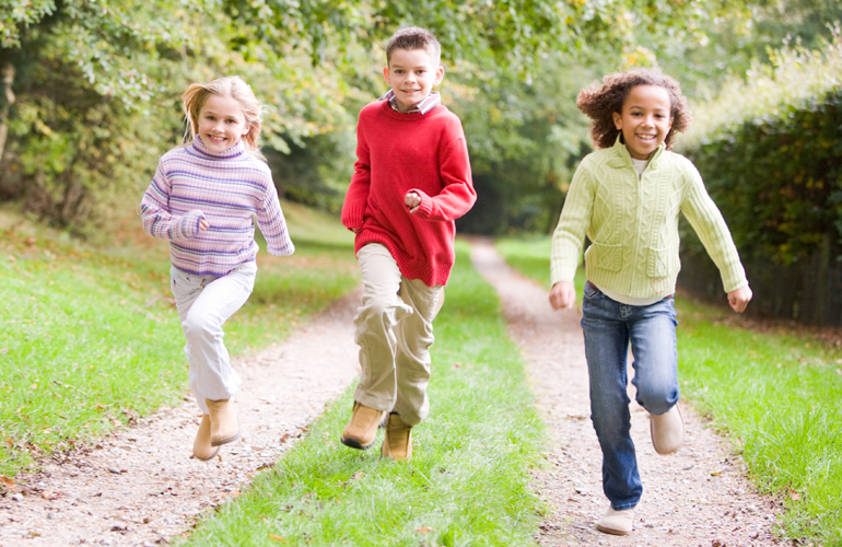 How can I Help My Kids Avoid Packing on the Pounds?