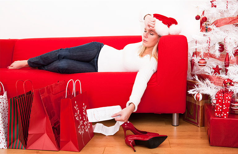 5 Healthy Ways to De-Stress Around the Holidays