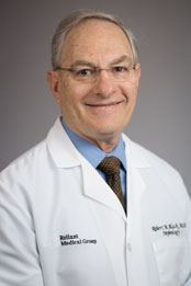 Dr  Robert Black, Chief of Nephrology -Reliant Medical Group
