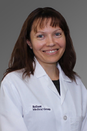 Iryna Rastarhuyeva