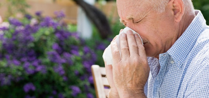How to Handle Those Pesky Fall Allergies