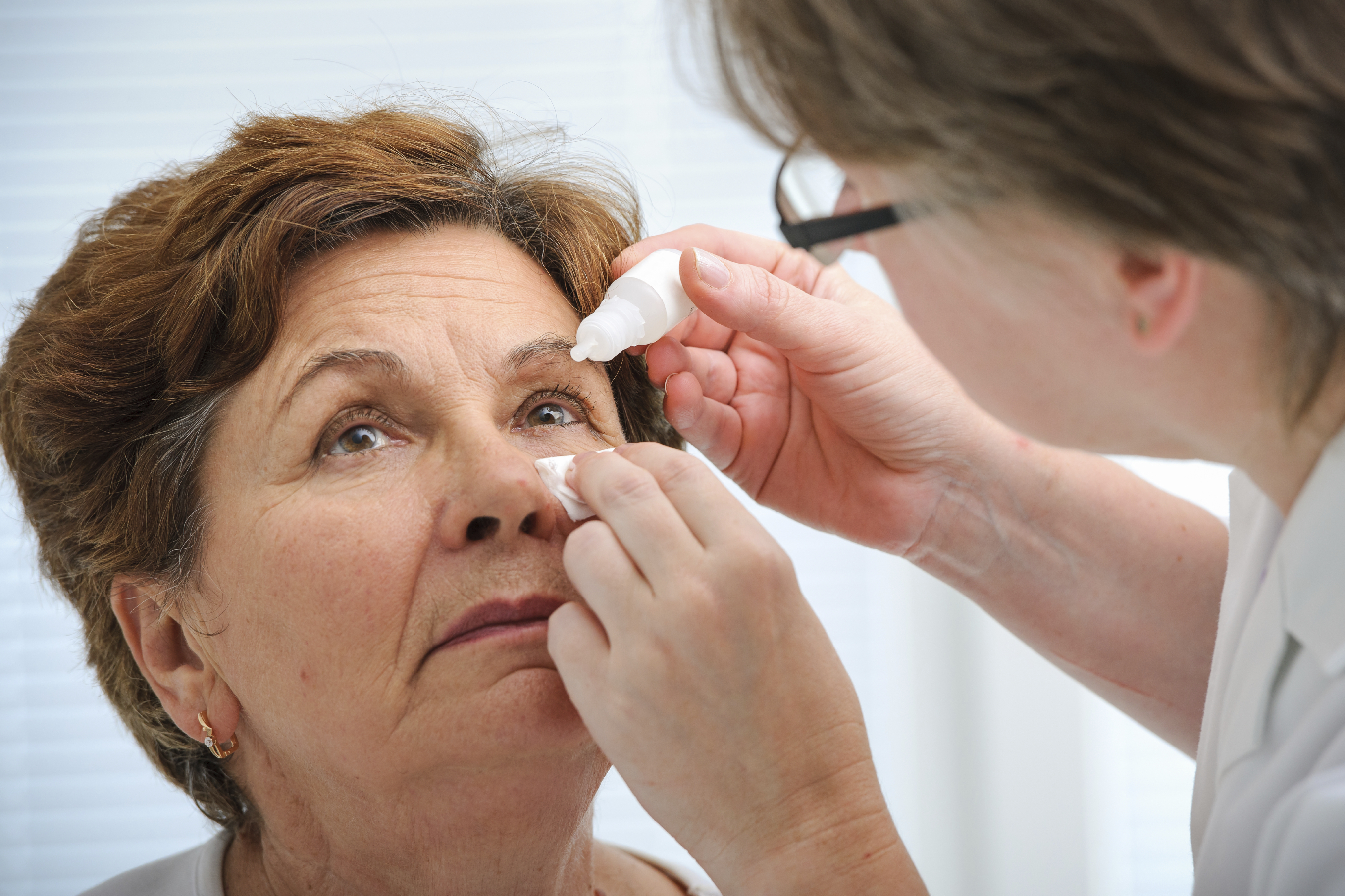 Diseases That Can Affect Aging Eyes