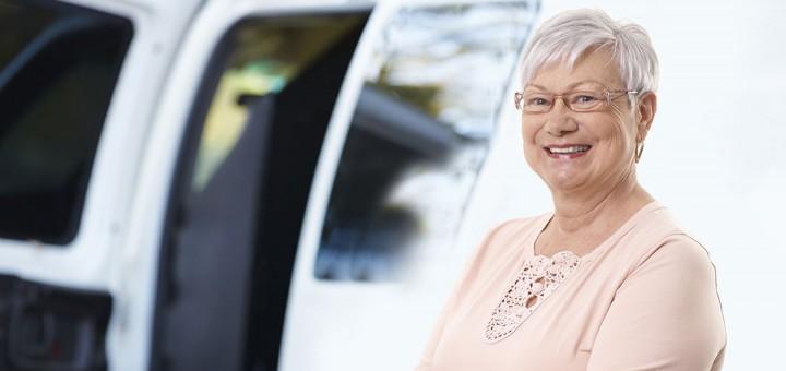 Van Services Provide a Vital Transportation Link for Patients