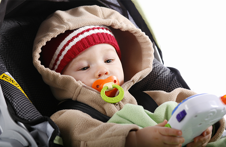 Car Seat Safety in the Winter- 3 Great Tips