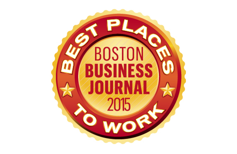 "Boston Business Journal Honors Reliant Medical Group as a 2015 ""Best Places to Work"" Winner"