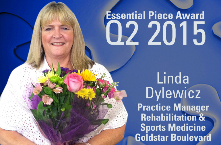 Linda Dylewicz is this Quarter's Essential Piece!