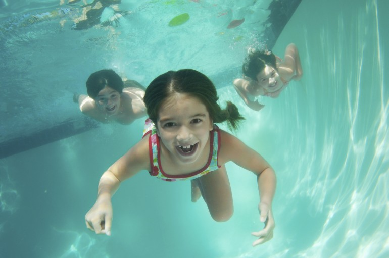 Going for a Swim? Be Aware of Recreational Water Illnesses