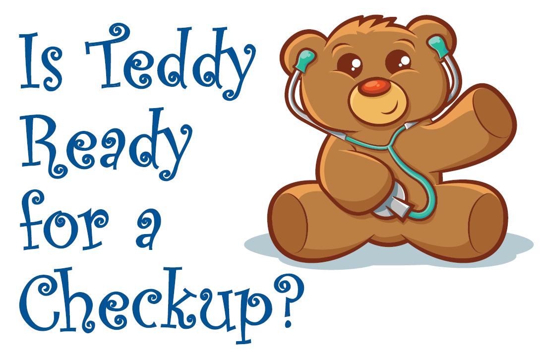 Teddy Bear Clinic at Holden Days