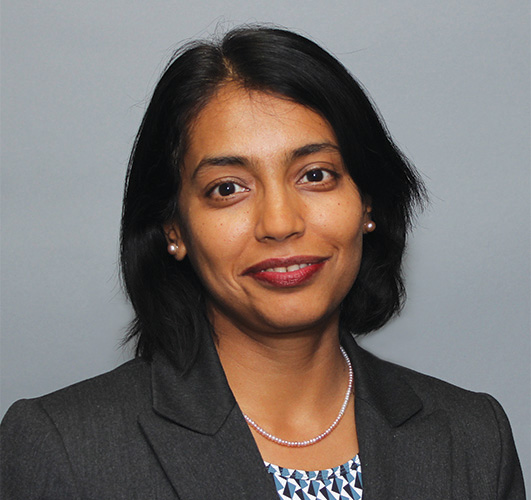 """Purnima Vepa Jain Receives """"40 Under Forty"""" Recognition"""