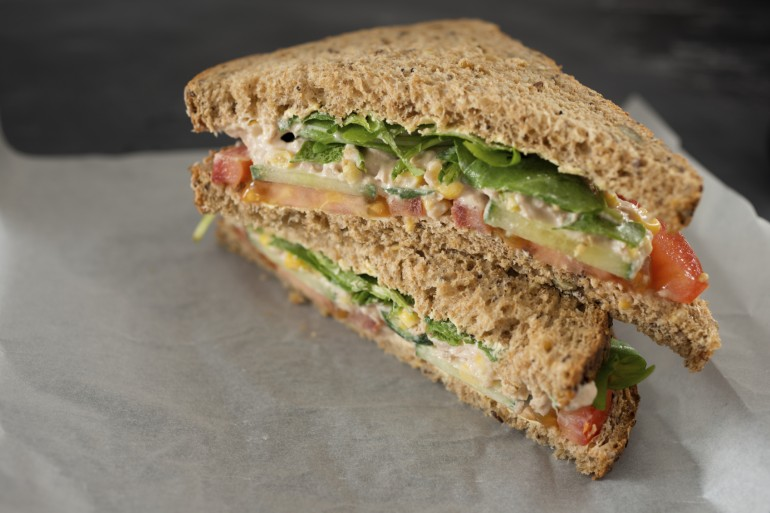 How to Make a Healthy Sandwich