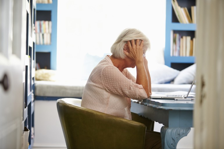 Seniors and Anxiety Disorders – Getting Over the Fear