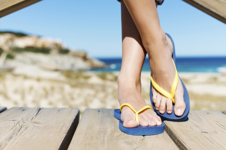 Medical Mythbuster: Are Flip Flops Bad for Your Feet?