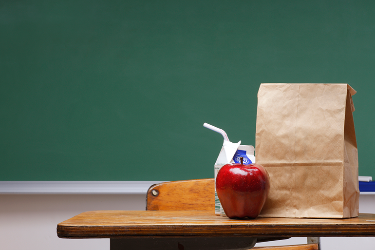 Packing a Healthy School Lunch for Your Child