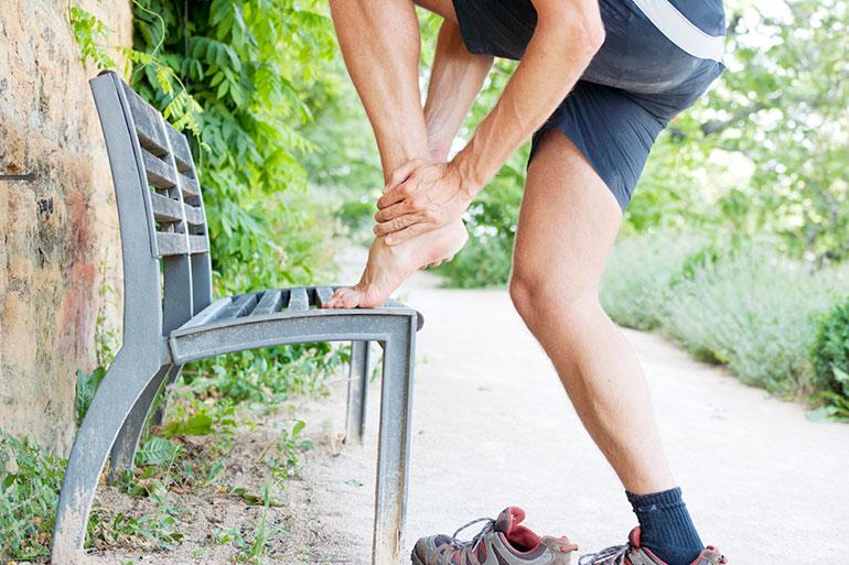 My Foot is Killing Me… Should I See a Podiatrist?