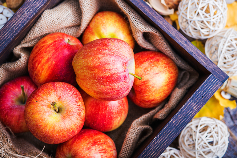 National Apple Month