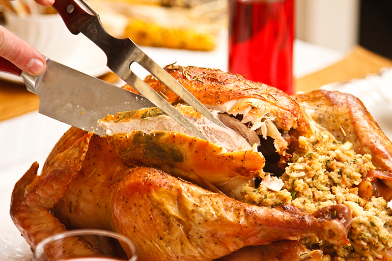 Medical Mythbuster: Can Eating Stuffing from a Turkey Cause Salmonella Poisoning?