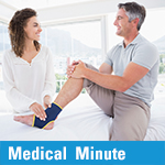 Medical Minute: When to See a Podiatrist