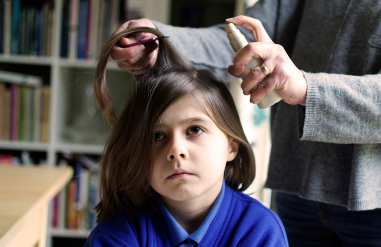 Super Lice Becoming a Super Big Problem