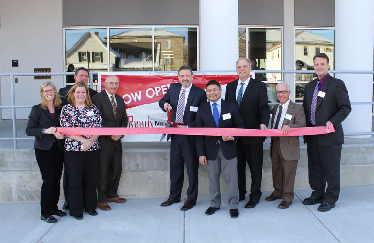 Reliant Medical Group Opens ReadyMED Location on Shrewsbury Street