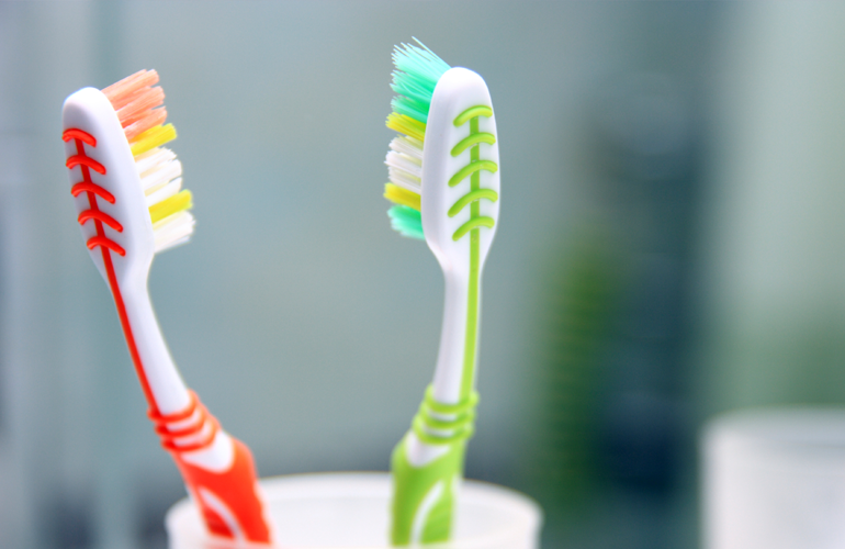 Medical Mythbuster: Can Your Toothbrush Make You Sick?