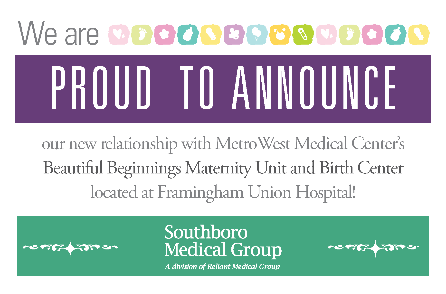 New Relationship With MetroWest Medical Center
