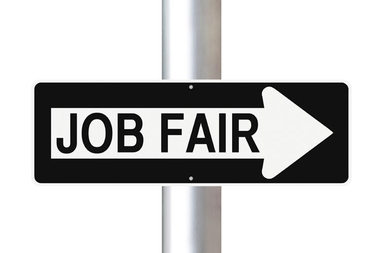 April Career Fairs