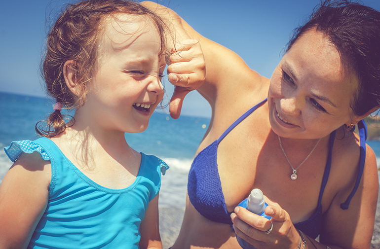 What Type of Sunscreen is Right for You?