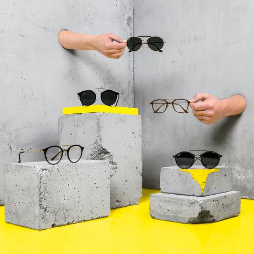 RayBan Frames