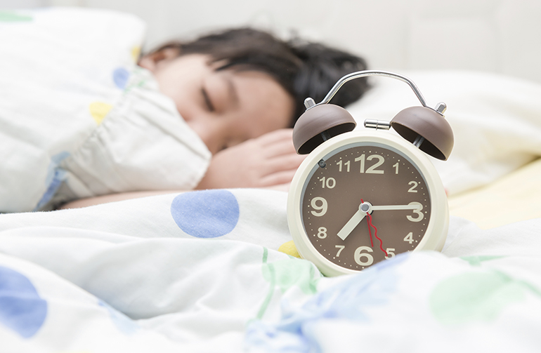 It's Back to School Time – Here's How to Help Your Children Adjust to Getting Up Early