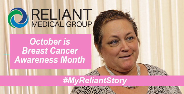 Breast Cancer Awareness Month- Karen Aveolian's Survivor Story