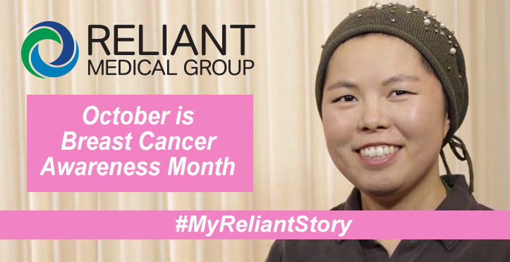Breast Cancer Awareness Month- Ae Jin Choi's Survivor Story