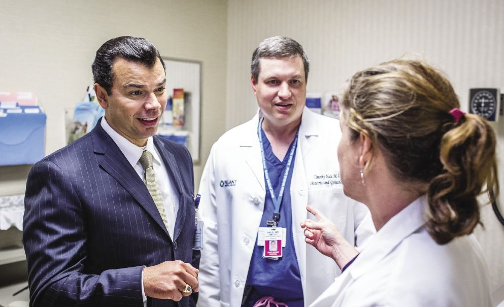 Reliant Medical Group and Our CEO, Dr. Tarek Elsawy, Featured in Worcester Business Journal