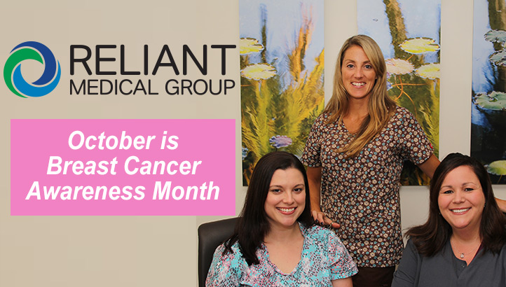 Breast Cancer Awareness Month- Q&A with Reliant Hematology/Oncology Nurses