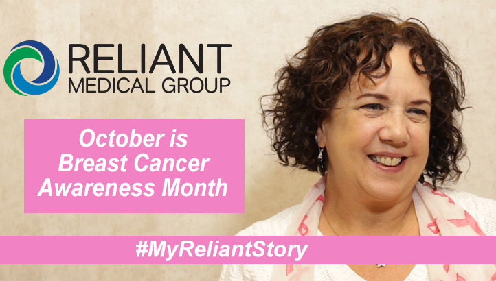 Breast Cancer Awareness Month- Gina Curtis Survivor Story