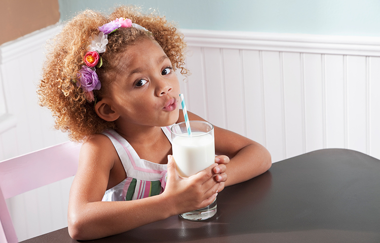 Start Young for Good Bone Health