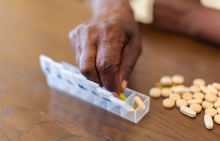 Play it Safe With Your Medications