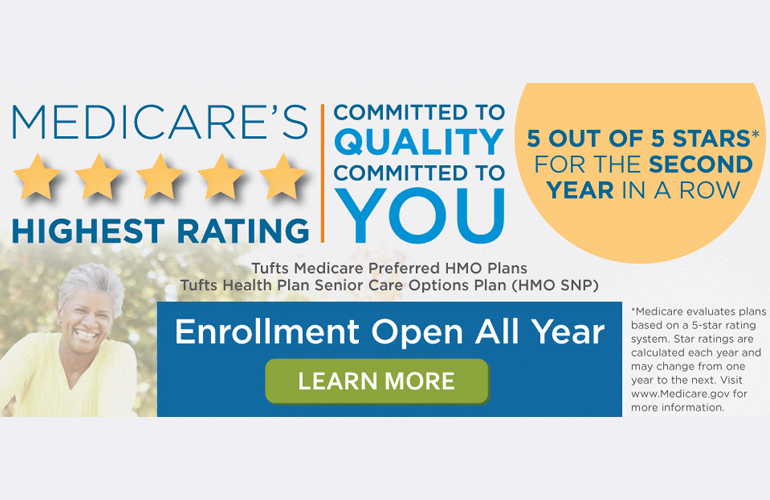 Tufts Medicare Preferred Open Enrollment Extended
