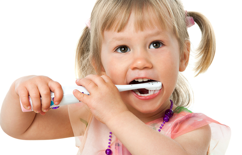 Does an Electric Toothbrush Make Sense for Your Child?