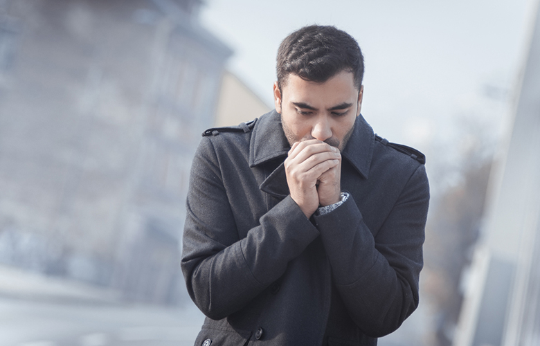 Hands Cold as Ice? It Could be Raynaud's Syndrome.