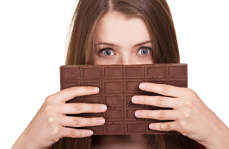 Medical Mythbuster: Does Eating Chocolate Cause Acne?