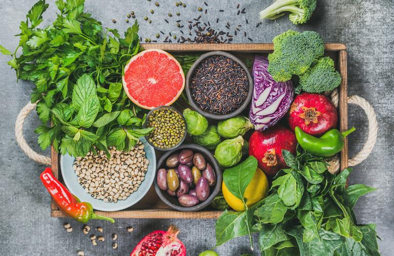 Thinking of Going Vegan?