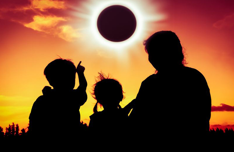 Planning on Catching the Solar Eclipse? Make Sure Your Eyes Are Protected!