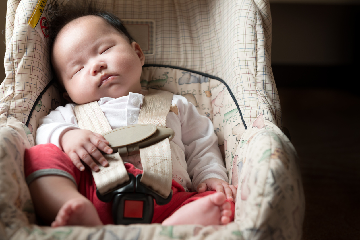 Child Car Seats Save Lives!