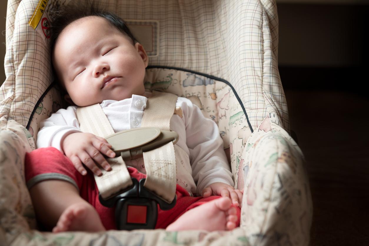 Child Car Seats Save Lives!