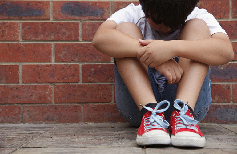 Is Someone Bullying Your Child?