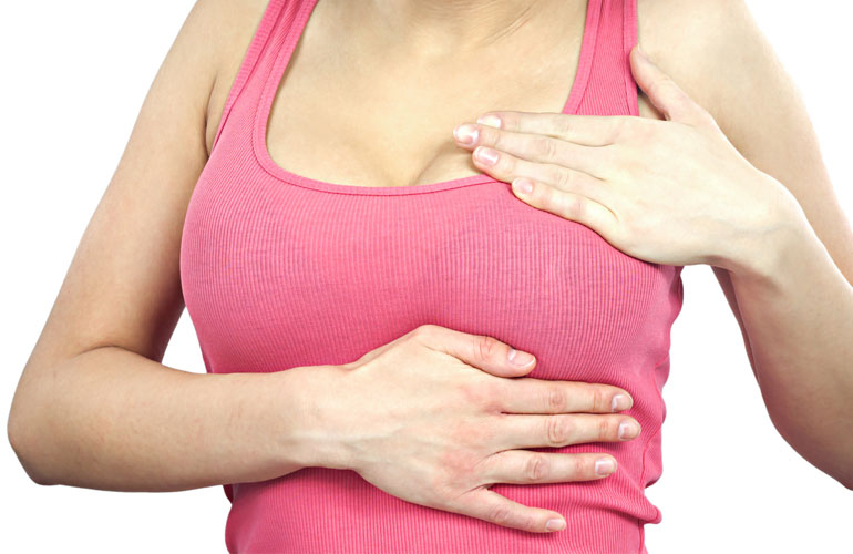 Make a Breast Self-Exam Part of Your Monthly Routine