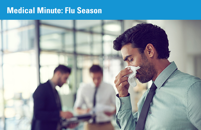 Medical Minute: Flu Season